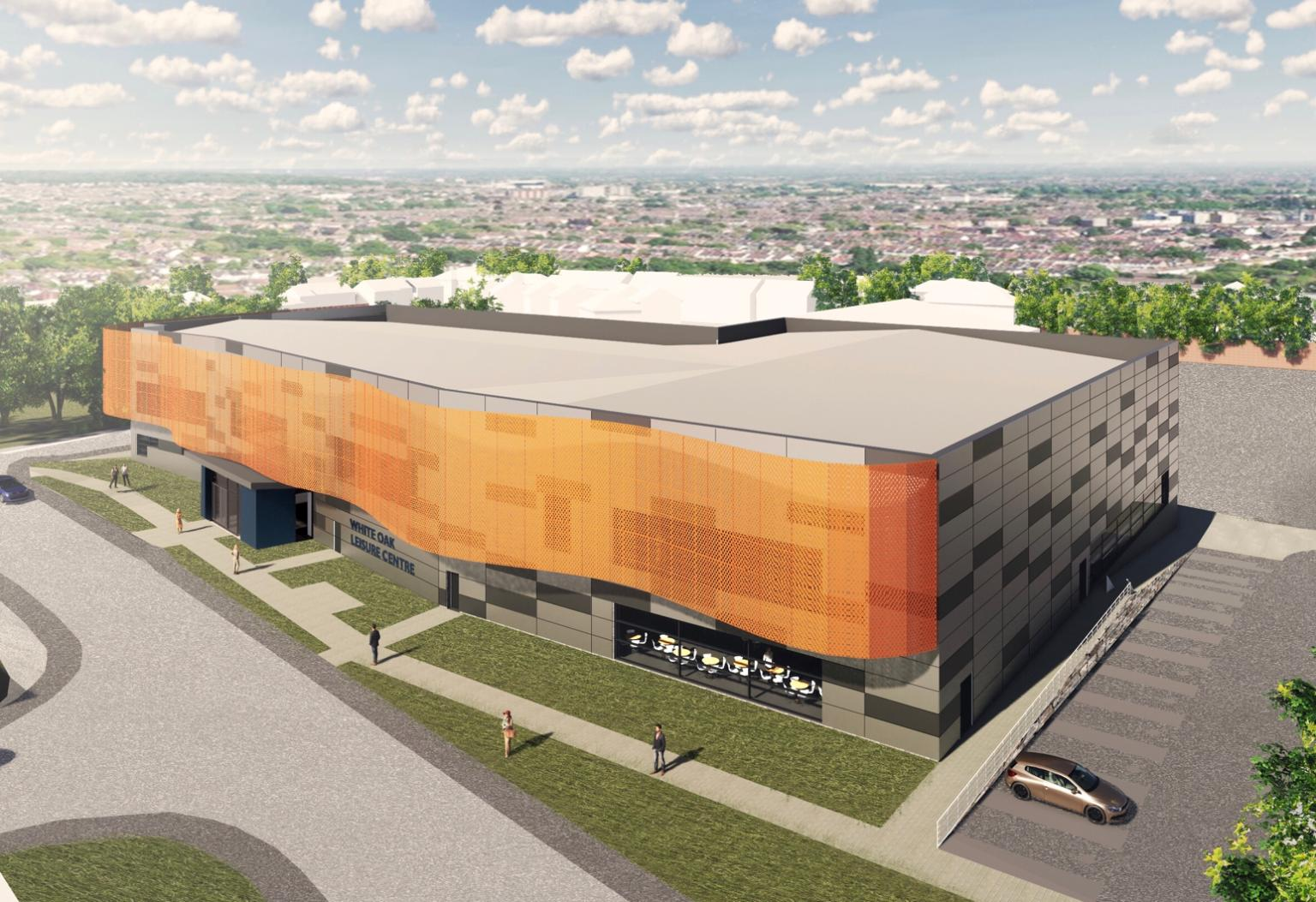 £20m New Build White Oak Leisure Centre Project Approved
